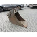 Dieplepelbak CW30 60 cm breed gebruikt