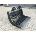 Puinbak CW30-1350 t.b.v. Graafmachines van 12 tot 19 ton