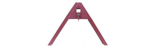 Werktuig driehoek